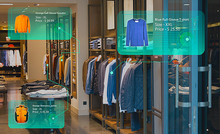 Augmented-Reality-Shopping-Experience