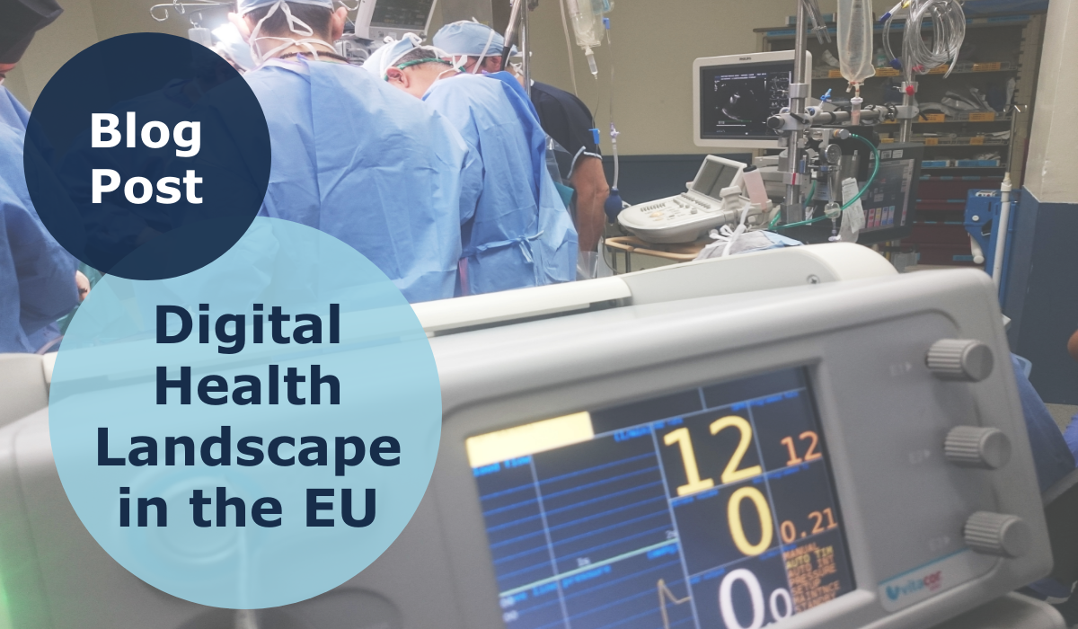 Entering the European digital healthcare market