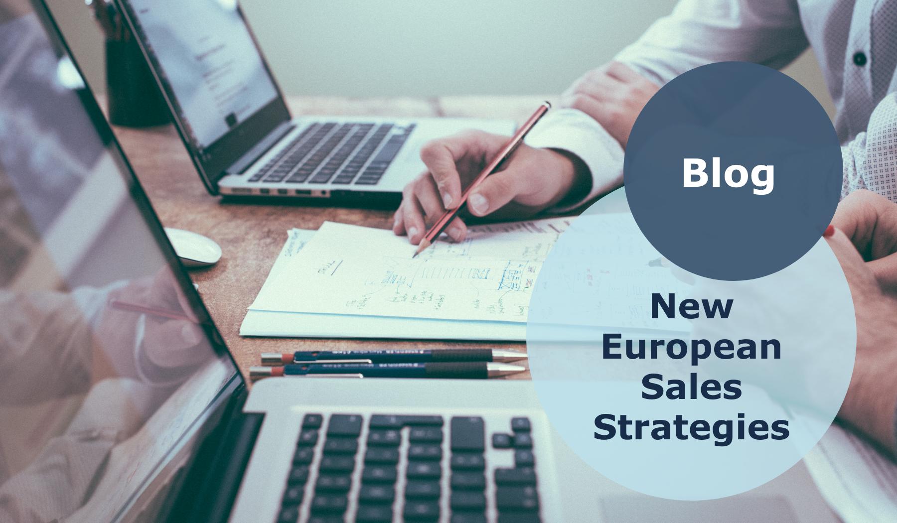 New European sales strategies