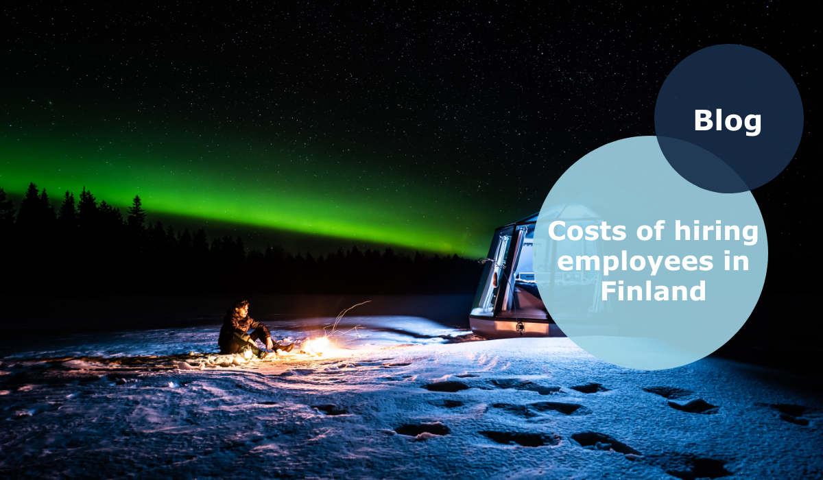 Costs of hiring employees in Finland