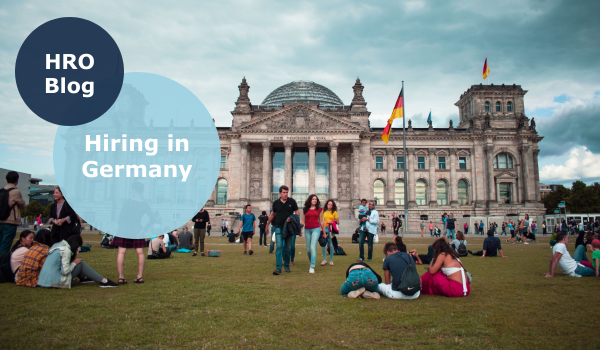 Hiring in Germany things you should know
