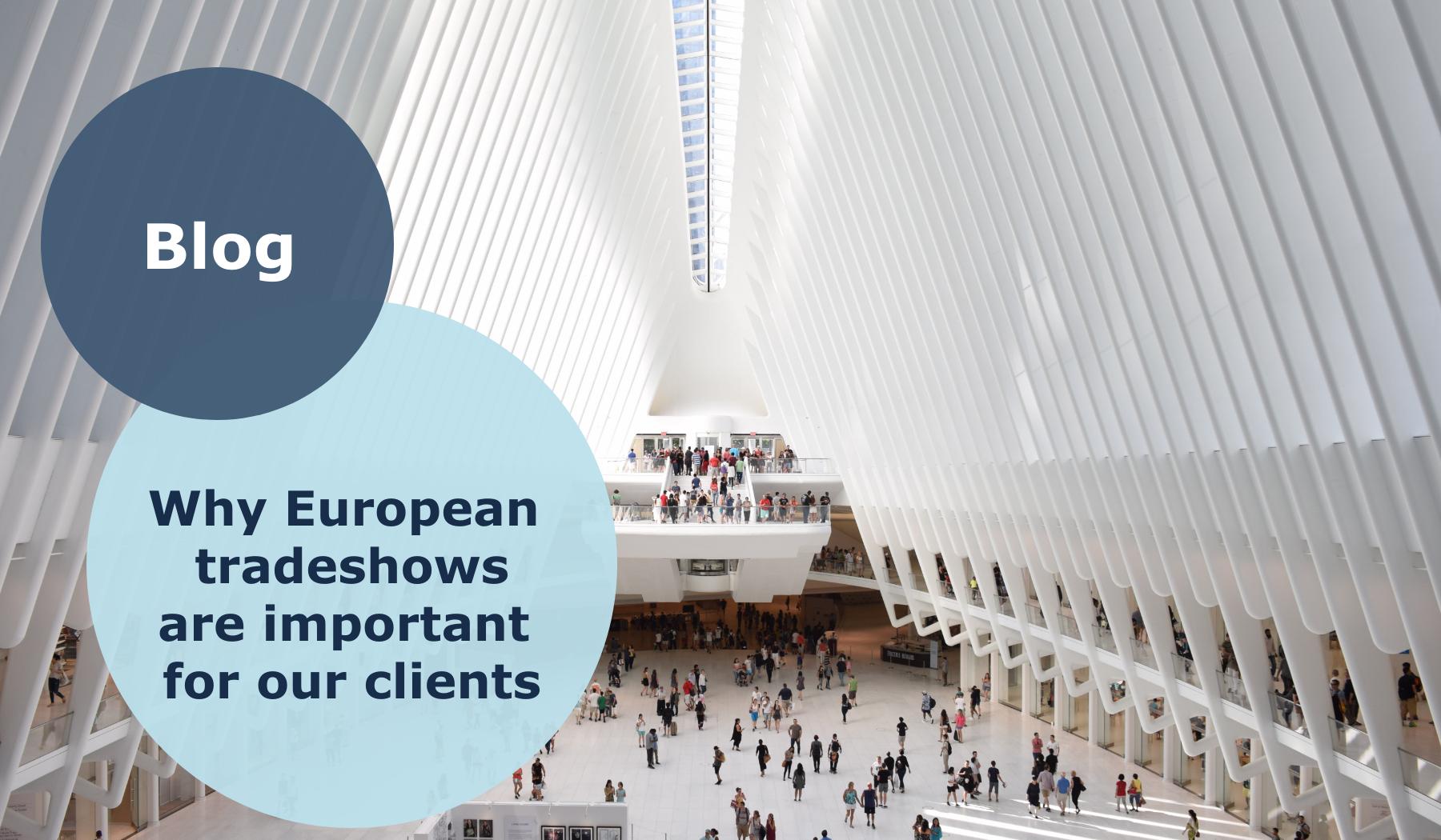 Europen Tradeshows