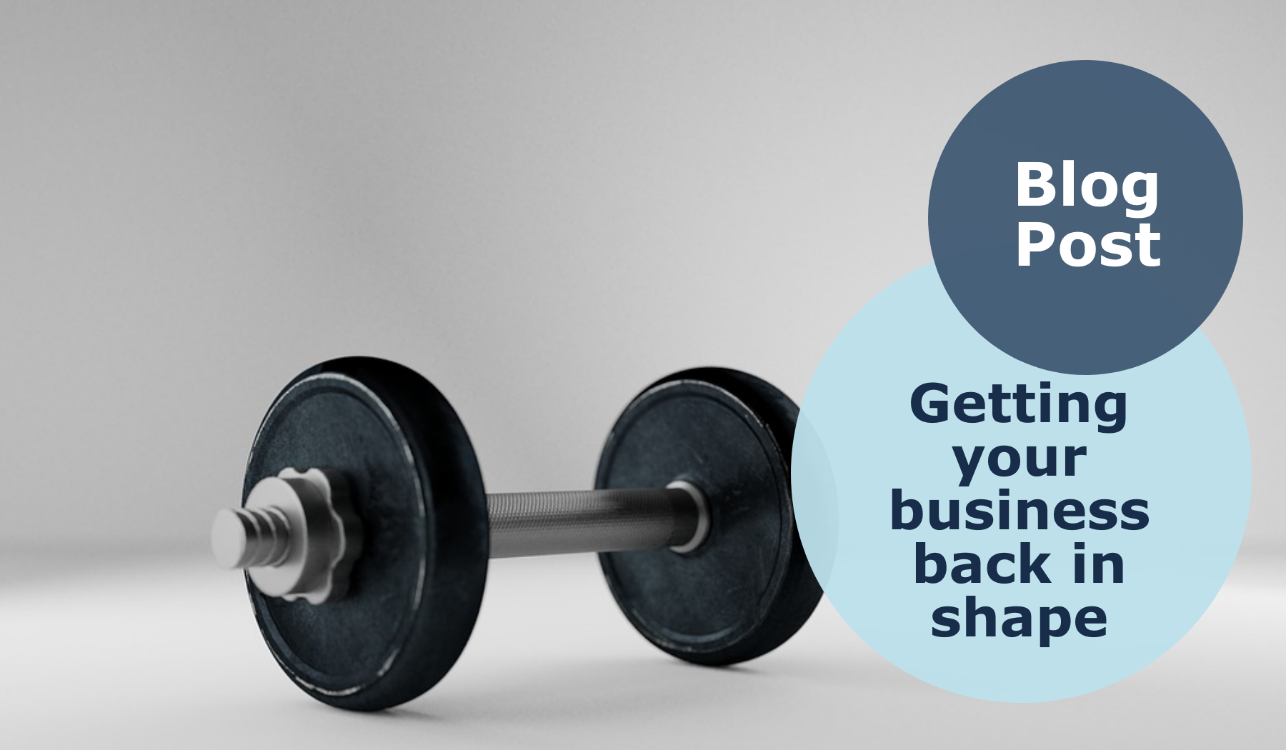 Getting your business back in shape